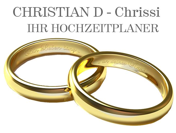 Chrissi - Ihr Hochzeitplaner
